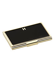 Kate spade new york wallets wristlets handbags hudsons bay one in a million initial business cardholder h reheart Images