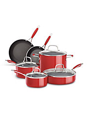 Aluminum Non-Stick 10 Piece Set