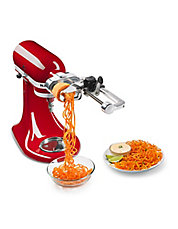 Spiralizer with Peel Core and Slice