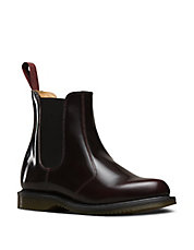 Flora Tonal Leather Chelsea Boot