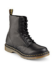 Pascal Lace Up Boots
