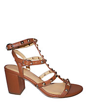 Devon Gladiator Block Heel