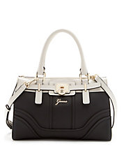 Greyson Small Leather Satchel