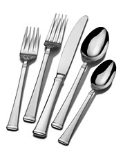 Harmony 65-Piece Flatware Set