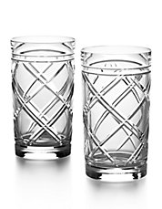 Brogan Classic Crystal Highball Set