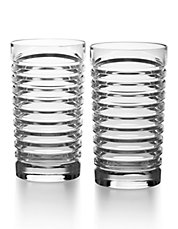 Metropolis Crystal Highball Set