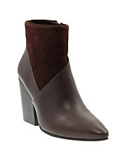 Raylan Leather Ankle Boots