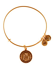 St. Anthony Charm Bangle