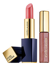 Desirable Lip Set Featuring Pure Color Envy Sculpting Lipstick and Pure Color Gloss