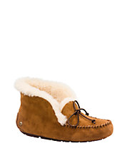 Alena Sheepskin Slippers