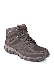 Cold Springs Plus Leather Moc High Boots