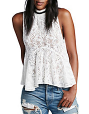 Maisie Lace All-Star Tank