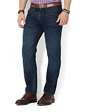 Straight-Fit Lightweight Morris-Wash Jean