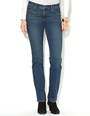 Super Stretch Slimming Classic Straight Jean