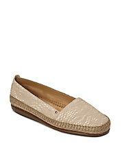 Solitaire Woven Flats