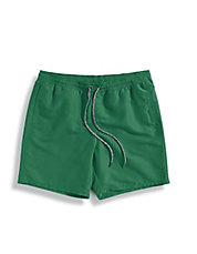 Drawstring Volley Shorts