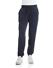 Cuffed Fleece Sweatpants