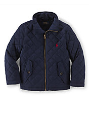 Quilted Barracuda Jacket