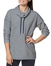 Petite Striped Stretch-Cotton Shirt