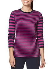 Striped Stretch-Cotton Shirt