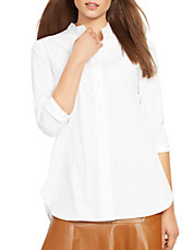 Long Sleeved Cotton Tunic