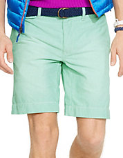 Classic-Fit Oxford Short