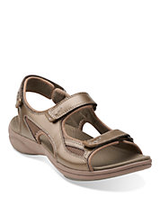 Thorn In Motion Leather Sandals
