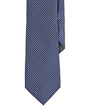 Macclesfield Silk Neats Tie