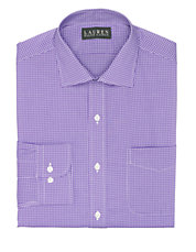 Checked Warren Dress Shirt