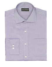 Slim-Fit Oxford Dress Shirt