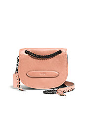 Pebbled Leather Small Shadow Crossbody
