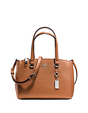 Small Stanton Leather Carryall