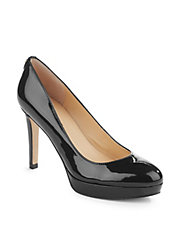 Kimo Patent Leather Pumps