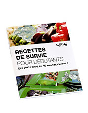 Beginner'S Survival Cooking Book in French