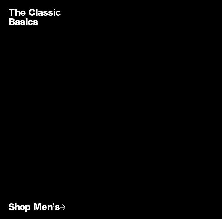 Men's Classic Basics
