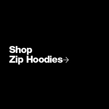 Men's Athleisure - Zip Hoodies