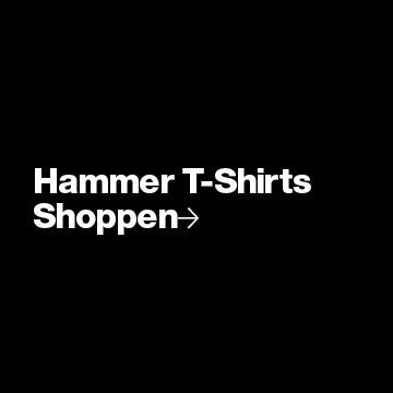 Men's Athleisure - Hammer T-Shirts