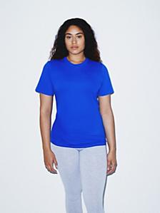 Fine Jersey Short Sleeve T-Shirt