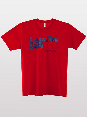 Unisex Legalize Gay T-Shirt