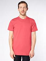 Organic Fine Jersey Short Sleeve T-Shirt