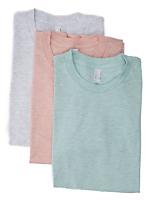 Fine Jersey Short Sleeve T-Shirt (3-Pack)