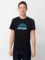 Tokyo Rising Fine Jersey Short Sleeve T-Shirt