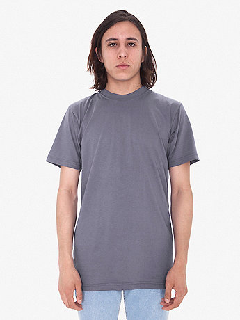 Fine Jersey Short Sleeve Tall Tee