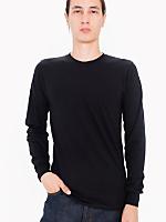 Organic Fine Jersey Long Sleeve T