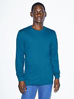 Unisex Organic Fine Jersey Long Sleeve T