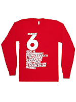 Principle 6 Fine Jersey Long Sleeve T-Shirt