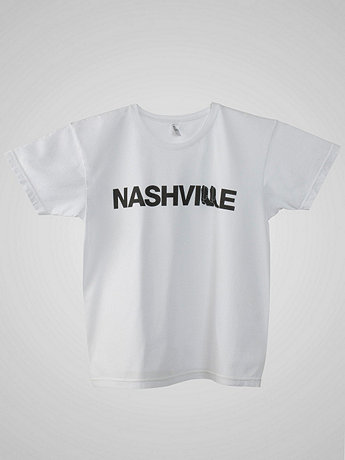 Power Washed Cities Tee - Nashville Boots