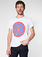 Power Washed Cities Tee - Red Bulls Eye