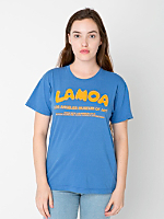 Unisex Alice Könitz LAMOA Power Washed Tee
