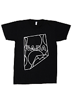 Screen Printed Unisex Power Washed T-Shirt - NADA